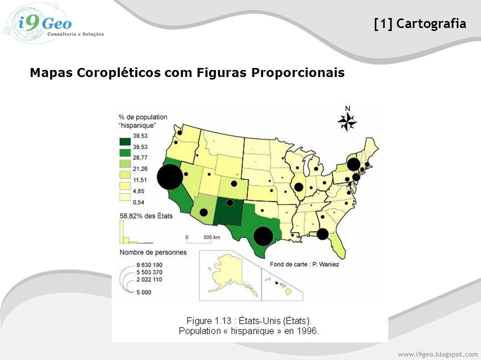 [1] Cartografia Mapas Coropléticos com Figuras Proporcionais